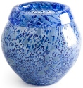 Ludvig Lofgren Crystal 56052 Metallica Bowl Large blue