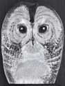 Mats Jonasson Crystal 63064 Mini Owlet Wall sculpture