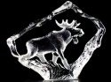 Mats Jonasson Crystal 88130 Bull Moose