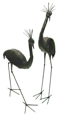 Birdwoods BWD02 Crowned Crane