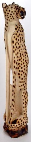 Jacaranda JSCH24 Cheetah Statue