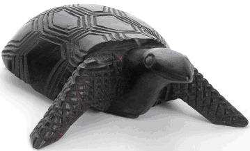Jacaranda JTOR12 Large Tortoise Statue