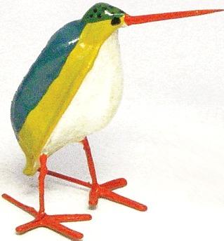 Seedpods SPK Statue