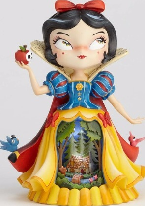 World of Miss Mindy 4058885 Snow White with Diorama
