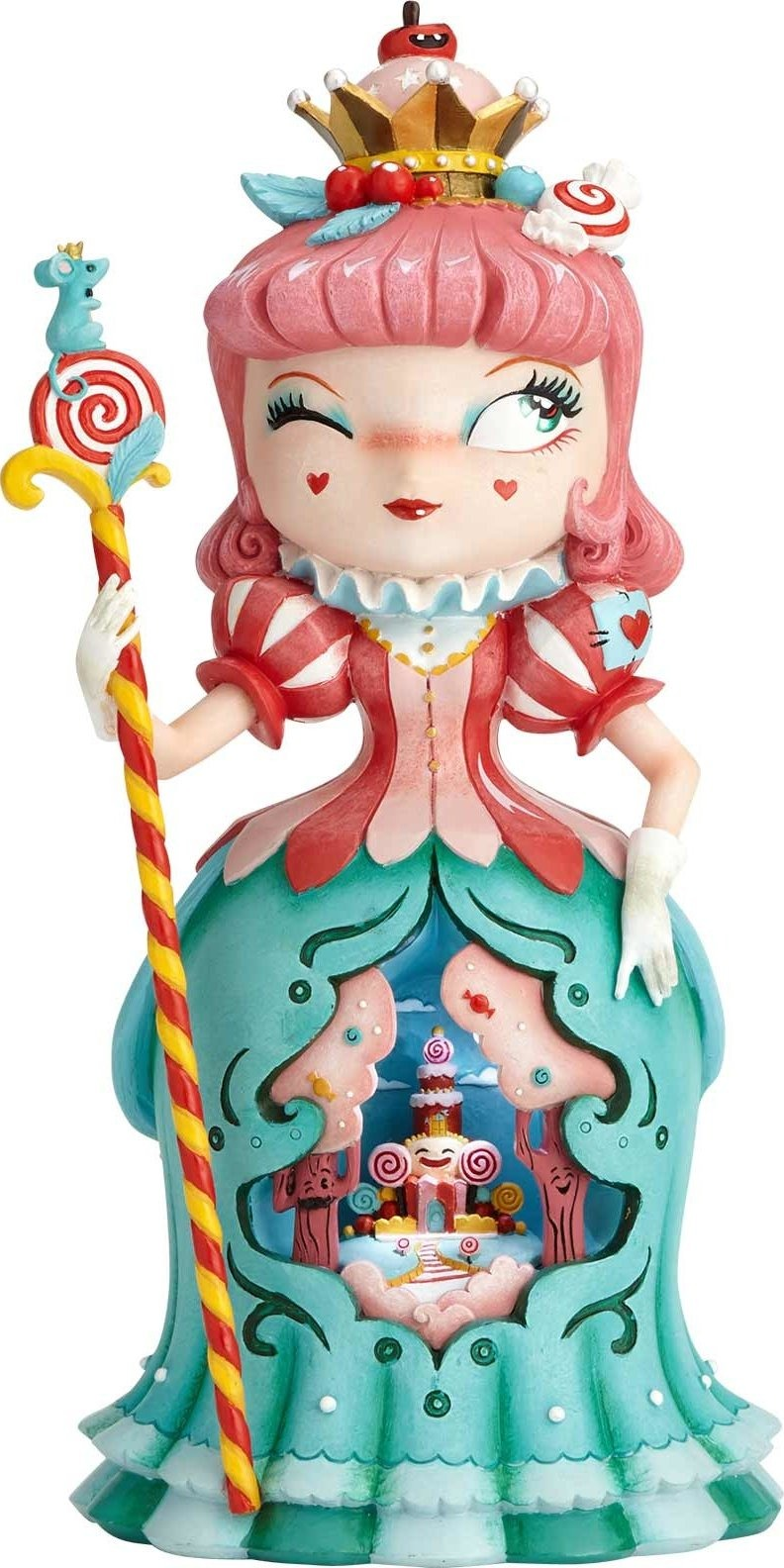 World of Miss Mindy 4060318 Candy Queen Deluxe Figurine