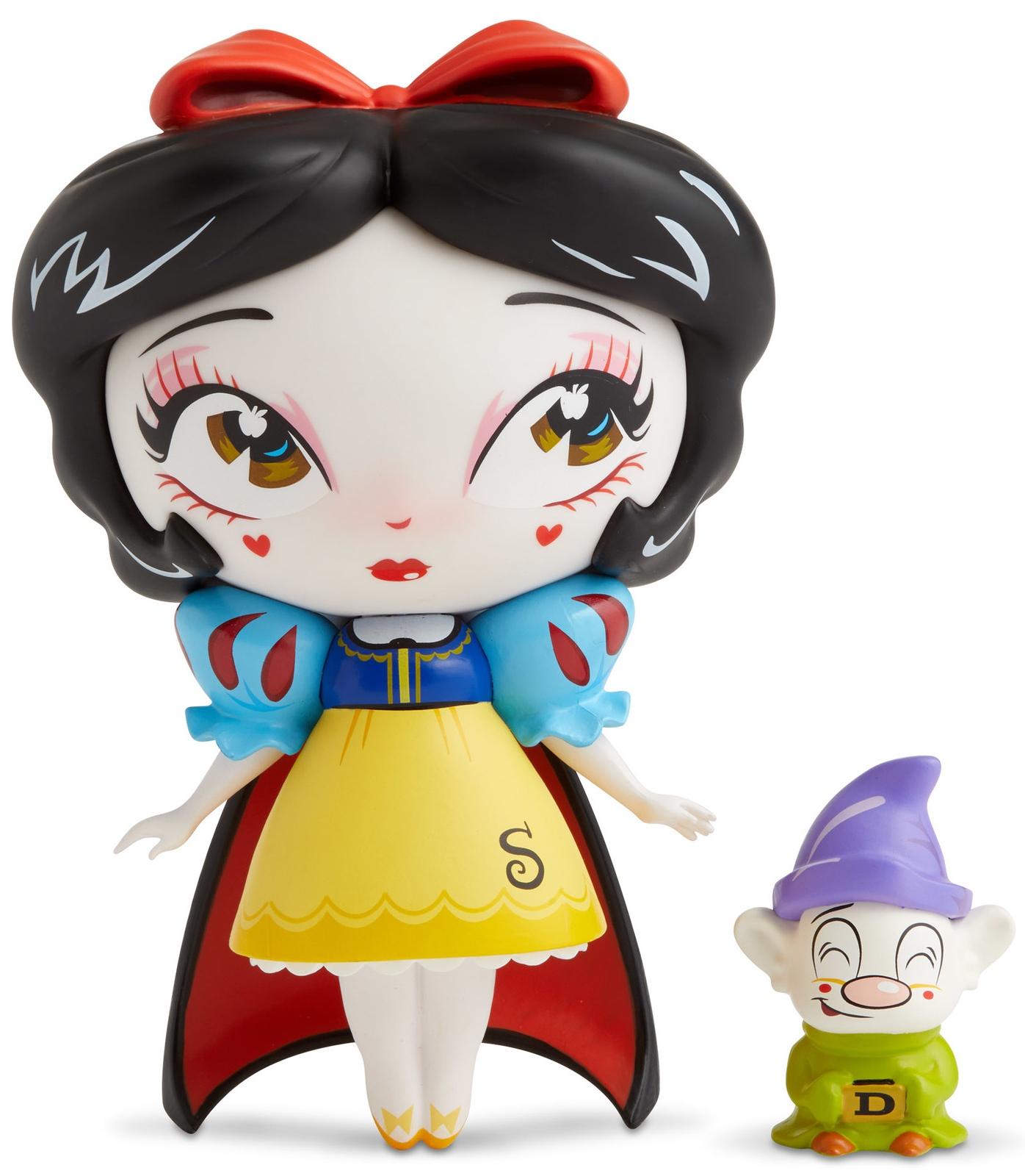 World of Miss Mindy 6003778 Snow White Vinyl Figurine