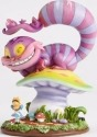 World of Miss Mindy 4058896 Cheshire Cat on Mushroom