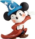 World of Miss Mindy 6001164 Sorcerer Mickey Figurine