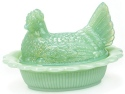 Animals - Hen on Nest 6 Inch - 128