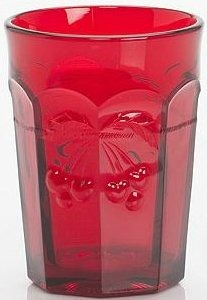 Special Sale 141TRed Mosser Glass 141T Red Tumbler