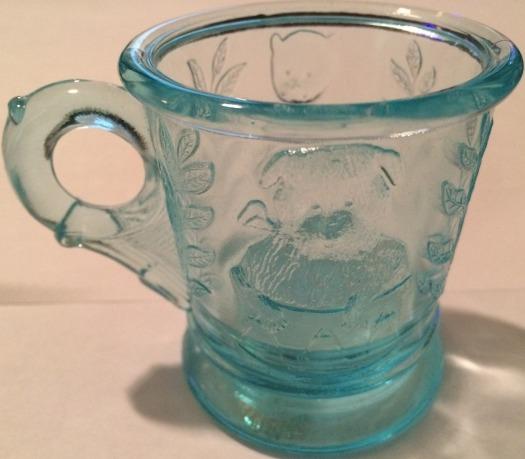 Special Sale 165Aqua Mosser Glass 165 Aqua Child's Mug