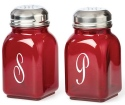 Mosser Glass 247Red Salt & Pepper Set 247 Red