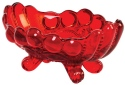 Mosser Glass 409JRed Eye Winker Set 409 Jam Dish Red