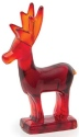 Mosser Glass 935BRed Reindeer 935B Red