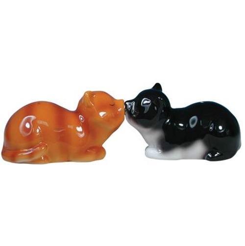 Special Sale 93402 MWAH! 93402 Cat Salt & Pepper Shakers