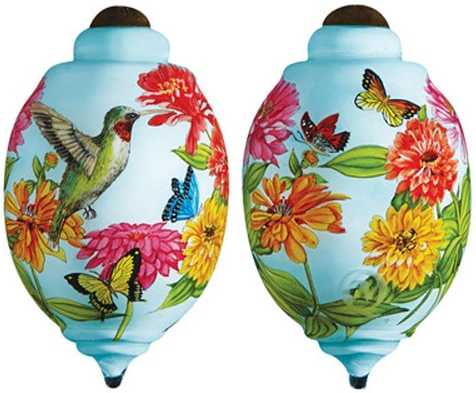 Ne'Qwa Art 7161181 Hummingbird Ornament