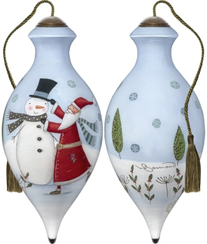 Ne'Qwa Art 7191107 Tis The Season Ornament