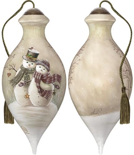 Ne'Qwa Art 7191114 Winter Cheer Ornament