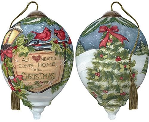 Ne'Qwa Art 7191135 Heart and Home Ornament