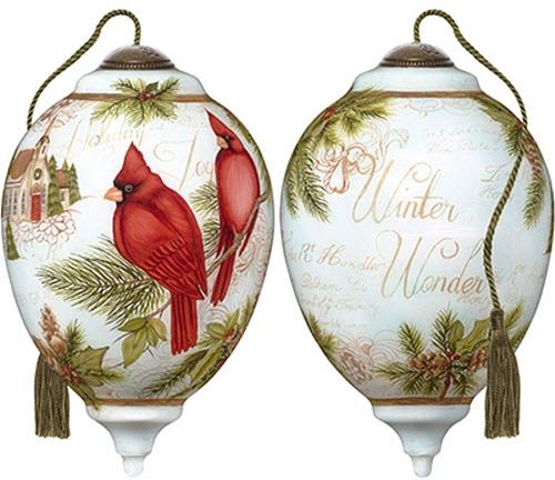 Ne'Qwa Art 7191150 Holiday Joy Ornament LE
