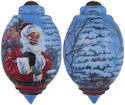 Ne'Qwa Art 7151127 Santa's Magic Bag Ornament