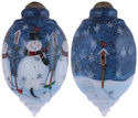 Ne'Qwa Art 7151152 Winter Is Best Shared With Friends Ornament