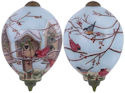 Ne'Qwa Art 7151166 Home For The Holidays Ornament