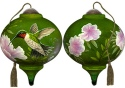 Ne'Qwa Art 7171167 Hummingbird Ornament