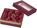 Ne'Qwa Art 7171179 Cardinal Ornament Gift Set