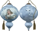 Ne'Qwa Art 7181104 Winter Angel Ornament