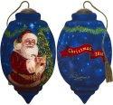 Ne'Qwa Art 7181107 Christmas Ornament Dated 2018 LE
