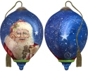 Ne'Qwa Art 7181120 Magic of Christmas Santa Ornament
