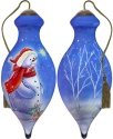 Ne'Qwa Art 7181123 Thinking of You This Christmas Ornament