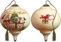 Ne'Qwa Art 7181145 Baby's First Christmas Ornament