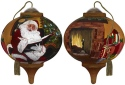 Ne'Qwa Art 7181153 Santa's Notes Ornament