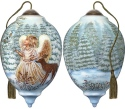 Ne'Qwa Art 7191104 Sweet Christmas Blessings Ornament LE