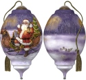 Ne'Qwa Art 7191105 Sleigh Bells Ring Ornament
