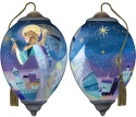 Ne'Qwa Art 7191127 A Christmas Angel Ornament