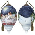 Ne'Qwa Art 7191129 Sweet Sounds of Christmas Ornament