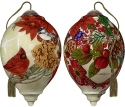 Ne'Qwa Art 7191131 Christmas Meadow Ornament