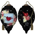 Ne'Qwa Art 7191139 Peace Cardinal Ornament