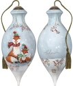 Ne'Qwa Art 7191141 Together At Christmas Ornament