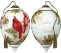 Ne'Qwa Art 7191150 Holiday Joy Ornament LE