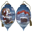 Ne'Qwa Art 7191151 Christmas Ornament Dated 2019 LE