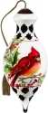 Ne'Qwa Art 7211105 Peace Cardinal Ornament