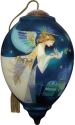 Ne'Qwa Art 7211120 Modern Angel With Dove Ornament