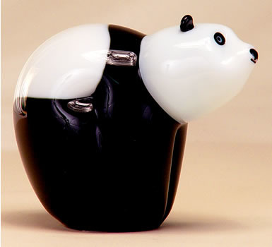 Orient and Flume 1022 Panda Bear Figurine