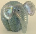 Orient and Flume 1468D Elephant Trunk Down Figurine