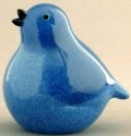 Orient and Flume 1478 Bluebird Figurine