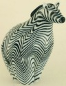 Orient and Flume 1506 Zebra Figurine